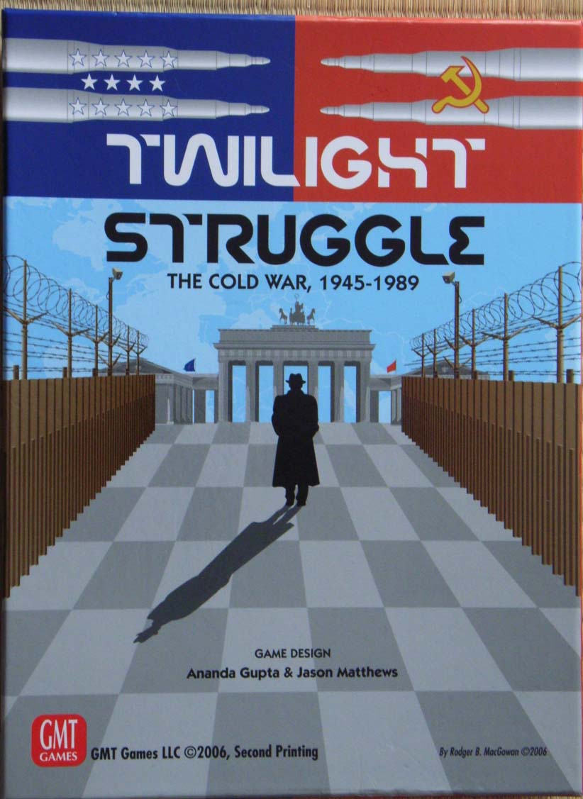 Twilight Struggle 再戦