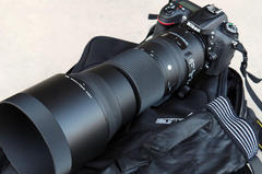 シグマ150-600mm F5-6.3 DG OS HSM Contemporary・・・買ってみた