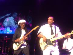 CHIC featuring NILE RODGERS at Zepp DiverCity