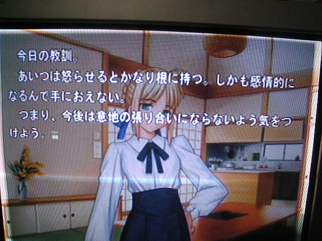 Fate/stay night(PS2) 桜ルート