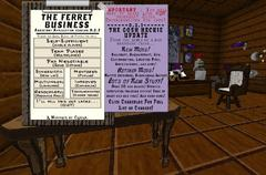 The Ferret Business 0.2.1