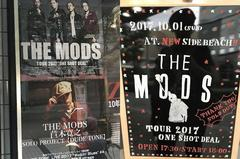 2017.10.1 THE MODS@新横浜NEW SIDE BEACH!!