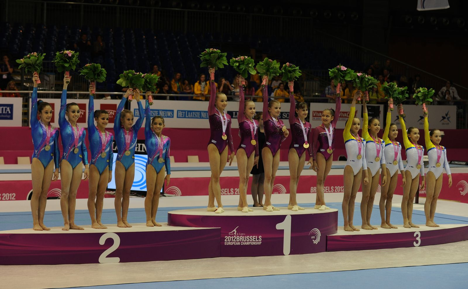2012 European Junior Championships