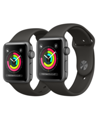 Apple Watch Series 3を買いました。