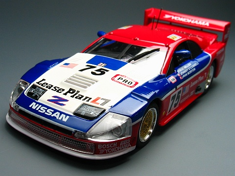 NISSAN 300ZX TURBO GTS Le Mans 1994 #75