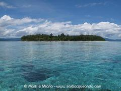 Wai Eco Resort in Raja Ampat