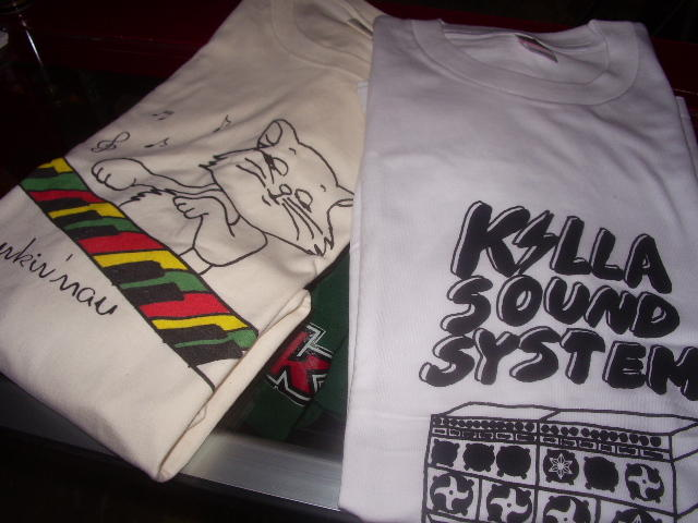 新商品入荷!KILLA SISTA OFFICIAL GOODS