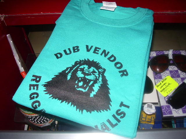 DUB VENDOR OFFICIAL T-SHIRTS