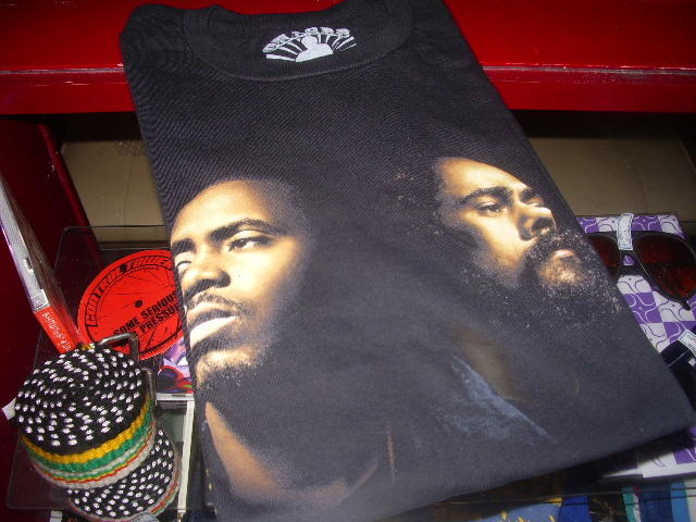DAMIAN Jr GONG MEET NAS-DISTANT RELATIVES T-SHIRTS