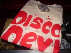 DISCO DEVILL 101 APPAREL OFFICIAL T-SHIRTS