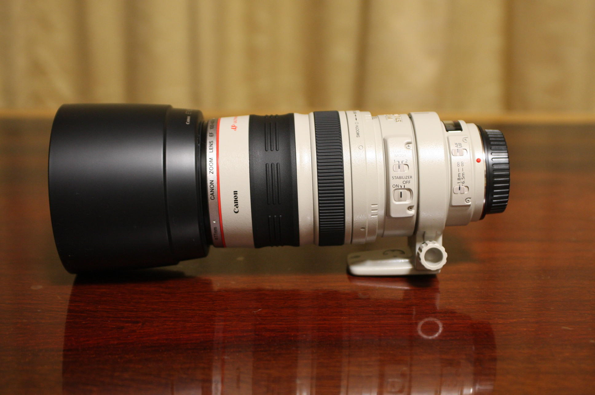 EF100-400mmf4.5-5.6L IS USM