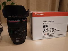 EF24-105mmf4 L IS USM
