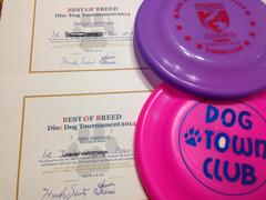 BOB (BEST OF BREED DISC DOG Tournament 2014)