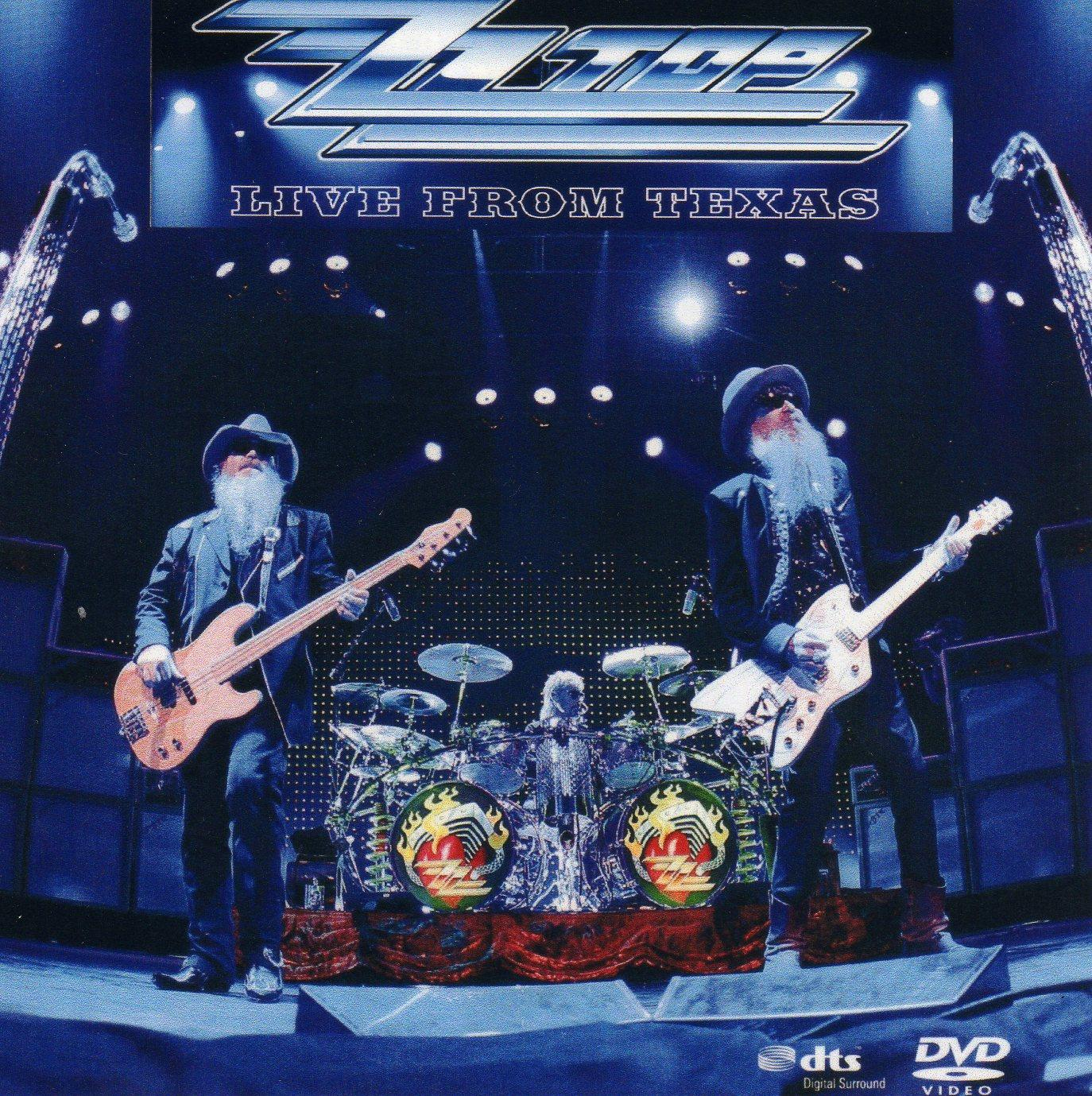 ZZ TOP  `Live From Texas 2008`