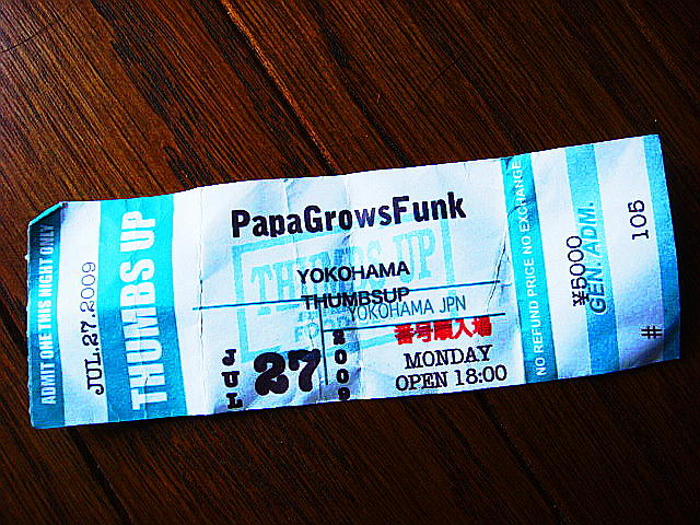 Papa Grows Funk from New Orleans !