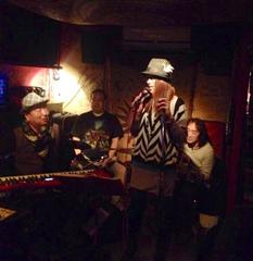 bar Magic Sam 2014 初ライブ