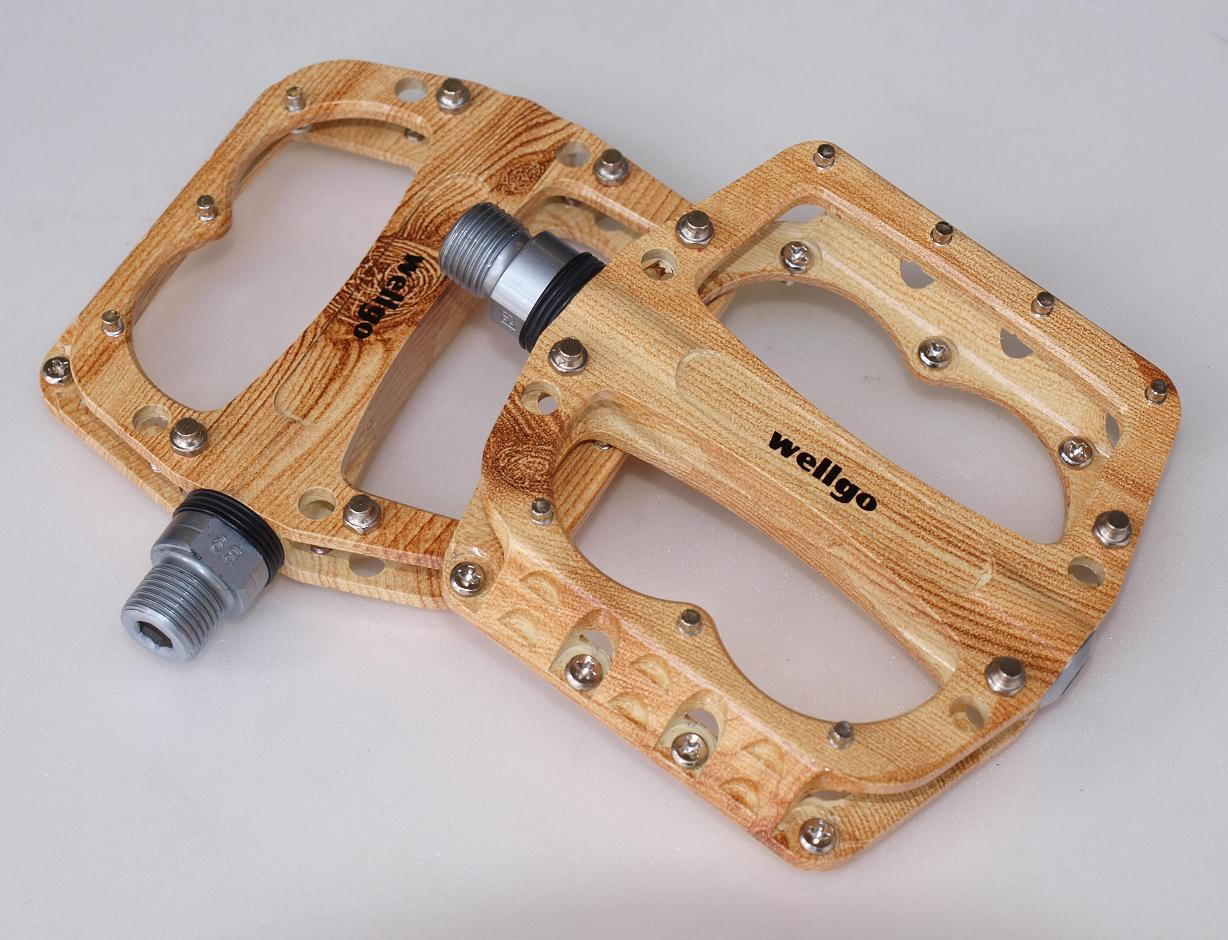 WOODEN STYLE PEDAL 【木目調ペダル】