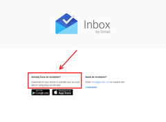 "PCで ""Inbox by Gmail""を利用してみました。"