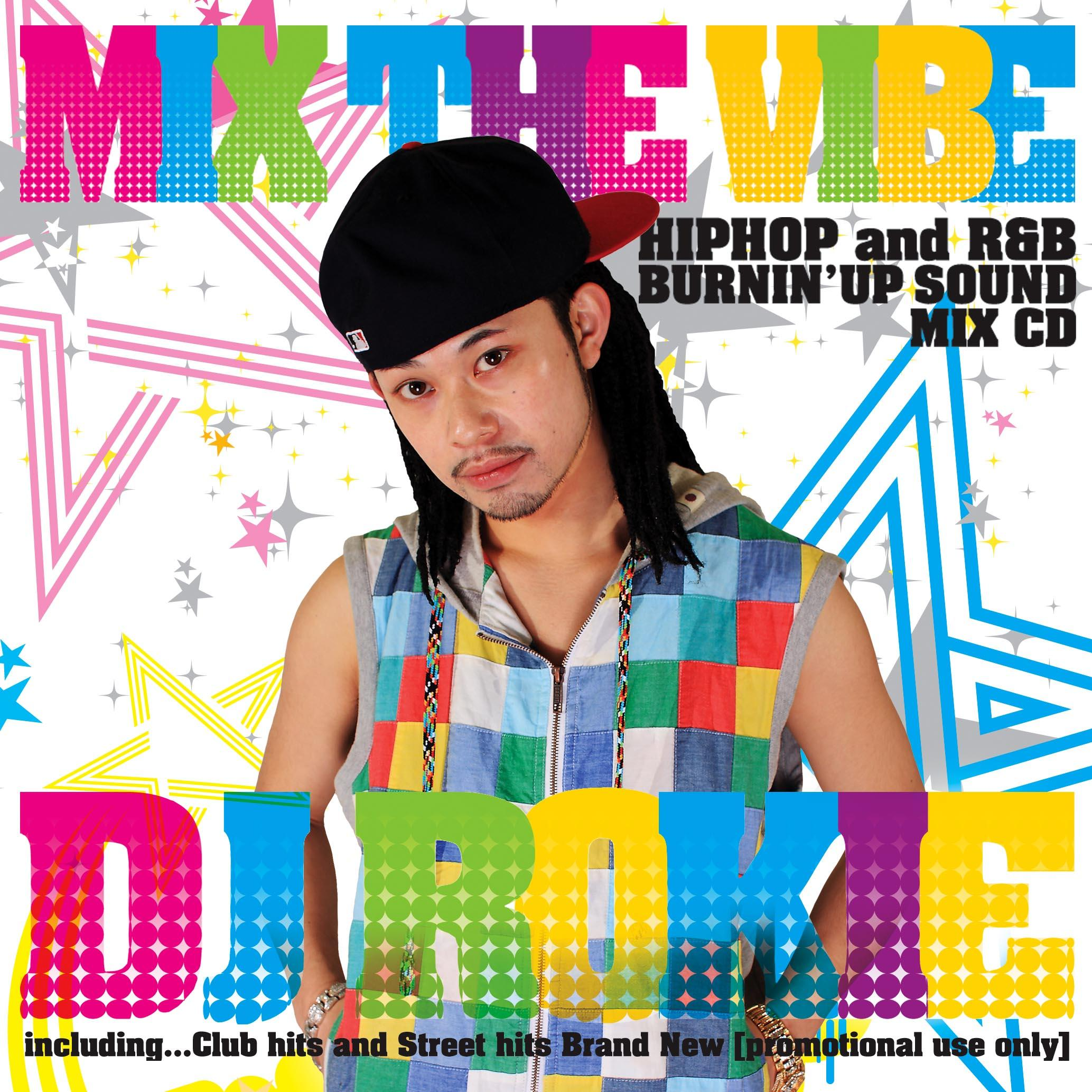 ロキィーnew MIX CD