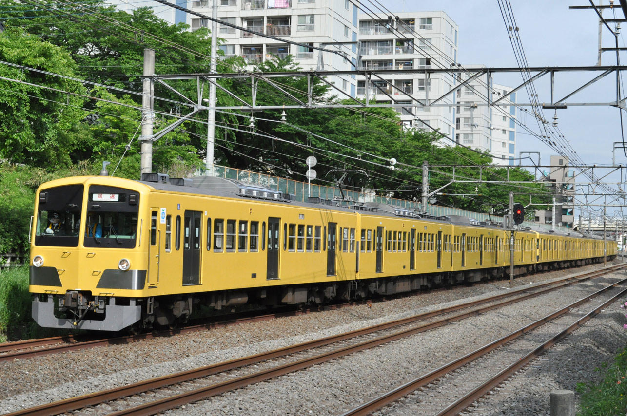 2071F 東急車輌に向け発送