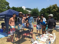8・9 SUPクルージング&BBQ in向島 立花!!