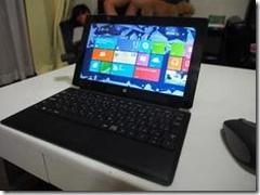 Surface ProでHP更新