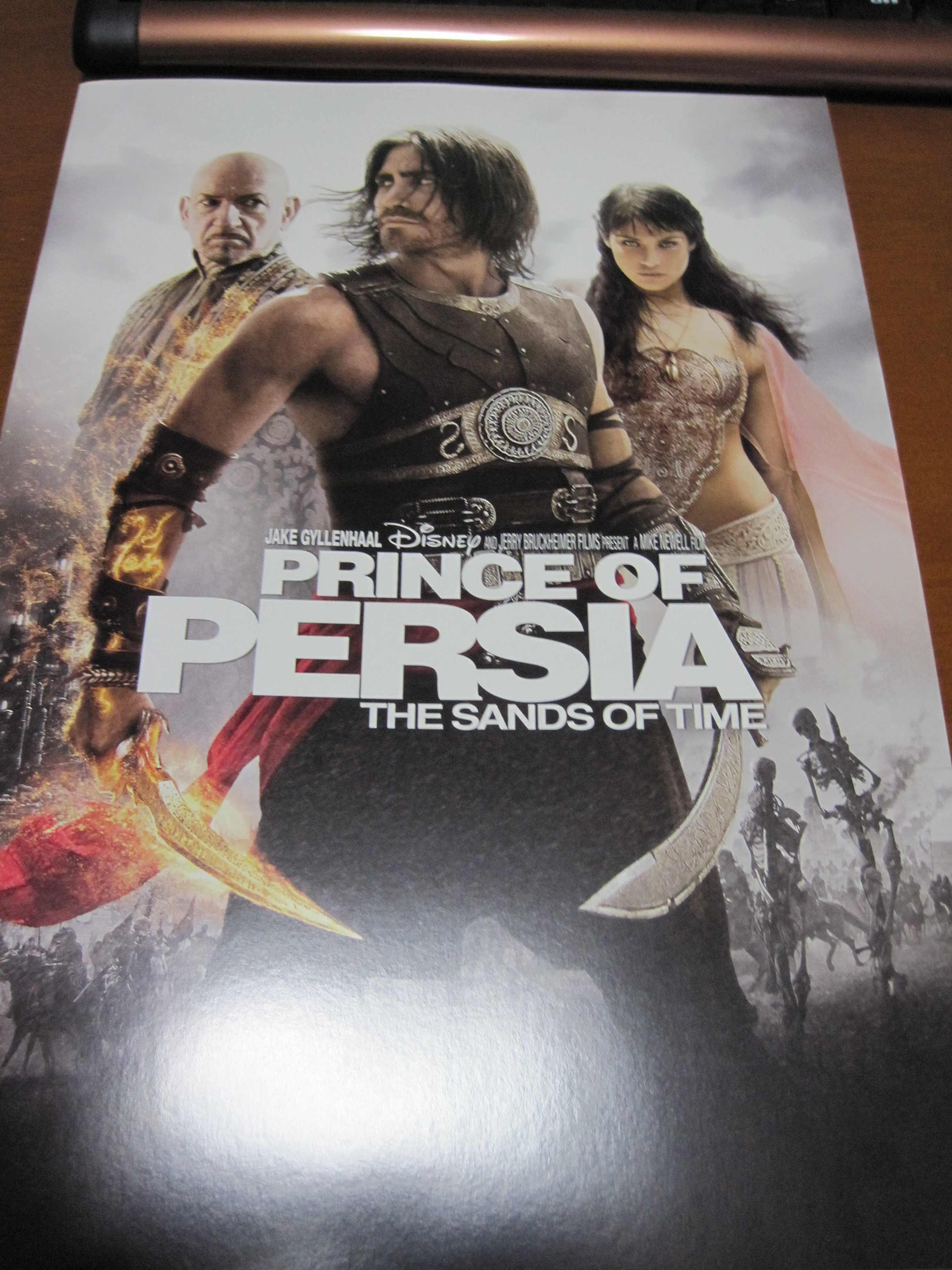 「PPINCE OF PERSIA」感想