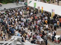 「CRAFT BEER LIVE 2012 in なんば」無事(?)、終了しました。