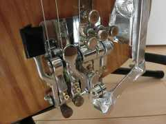 telecaster solid triple string bender への改造もほぼ完了