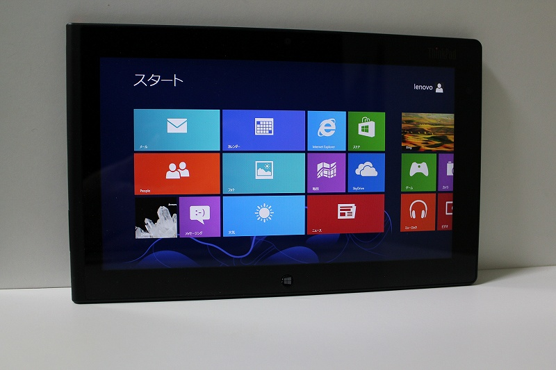Lenovo ThinkPad Tablet2 画像