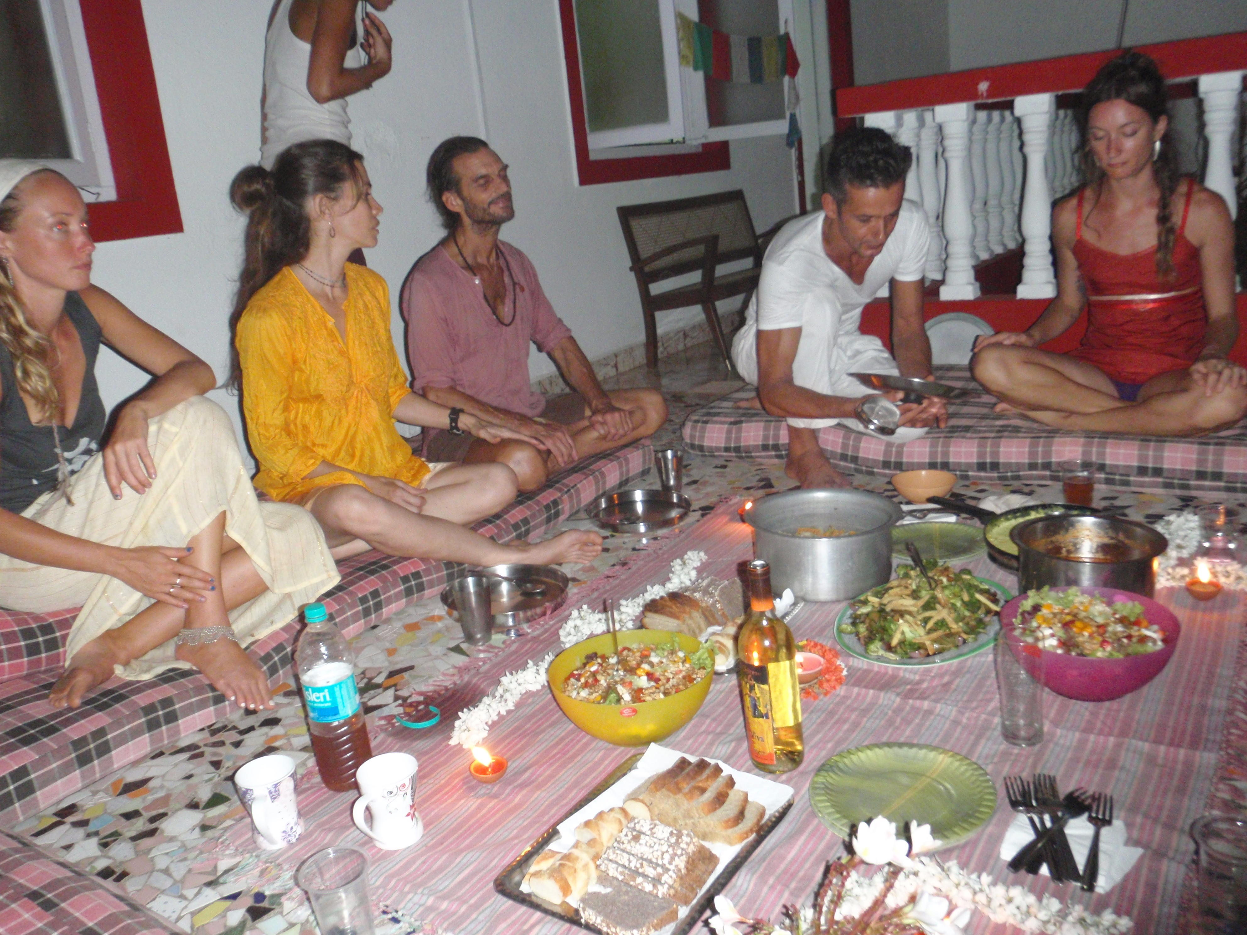 Party Rolf& marci etc...