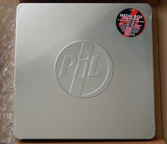 P.I.L.  METALBOX 4LP SUPER-DELUXE EDITION