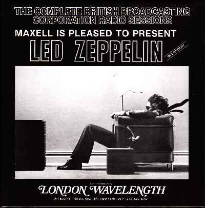 69-71 Led Zeppelin THE COMPLETE BBC SESSIONS[CD]