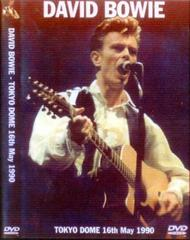 90-05-16 David Bowie TOKYO DOME 16th May 1990[DVD]