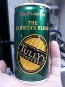 TULLY'S THE BARISTA'S BLEND
