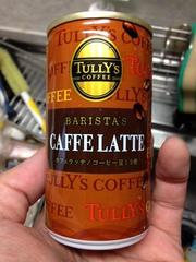 TULLY'S BARISTA'S CAFFE LATTE