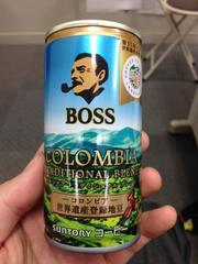 BOSS COLOMBIA TRADITIONAL BLEND