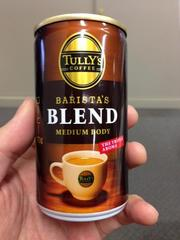 TULLY'S BARISTA'S BLEND