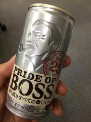 PRIDE OF BOSS