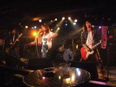 LIVE! 2011 6/13渋谷Wasted time and 6/14渋谷屋根裏