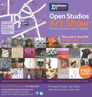 Open Studios Art Show in Wimbldon