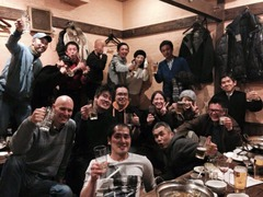 ☆祝!Campai Beer Athlete Club新年会!2015.02.08