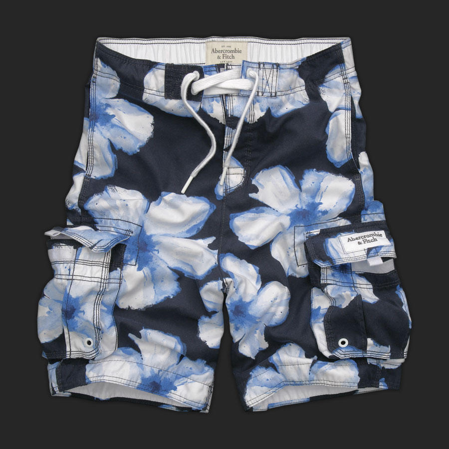 Abercrombie & Fitch 新作スイムウェア追加入荷!!