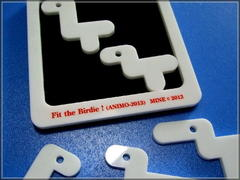Fit the Birdie�I(ANIMO-2013)