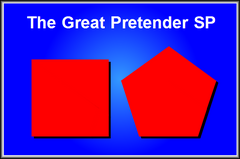 The Great Pretender SP