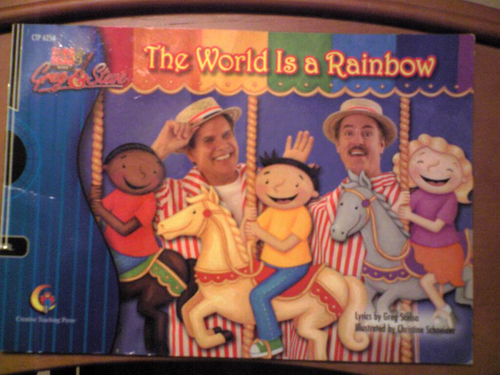 (Sing & Read)World of The Rainbow
