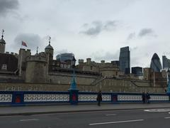 Our Trip to London & Paris - Day 2 at London 2