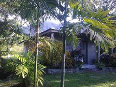 House in Camiguin カミギンの家
