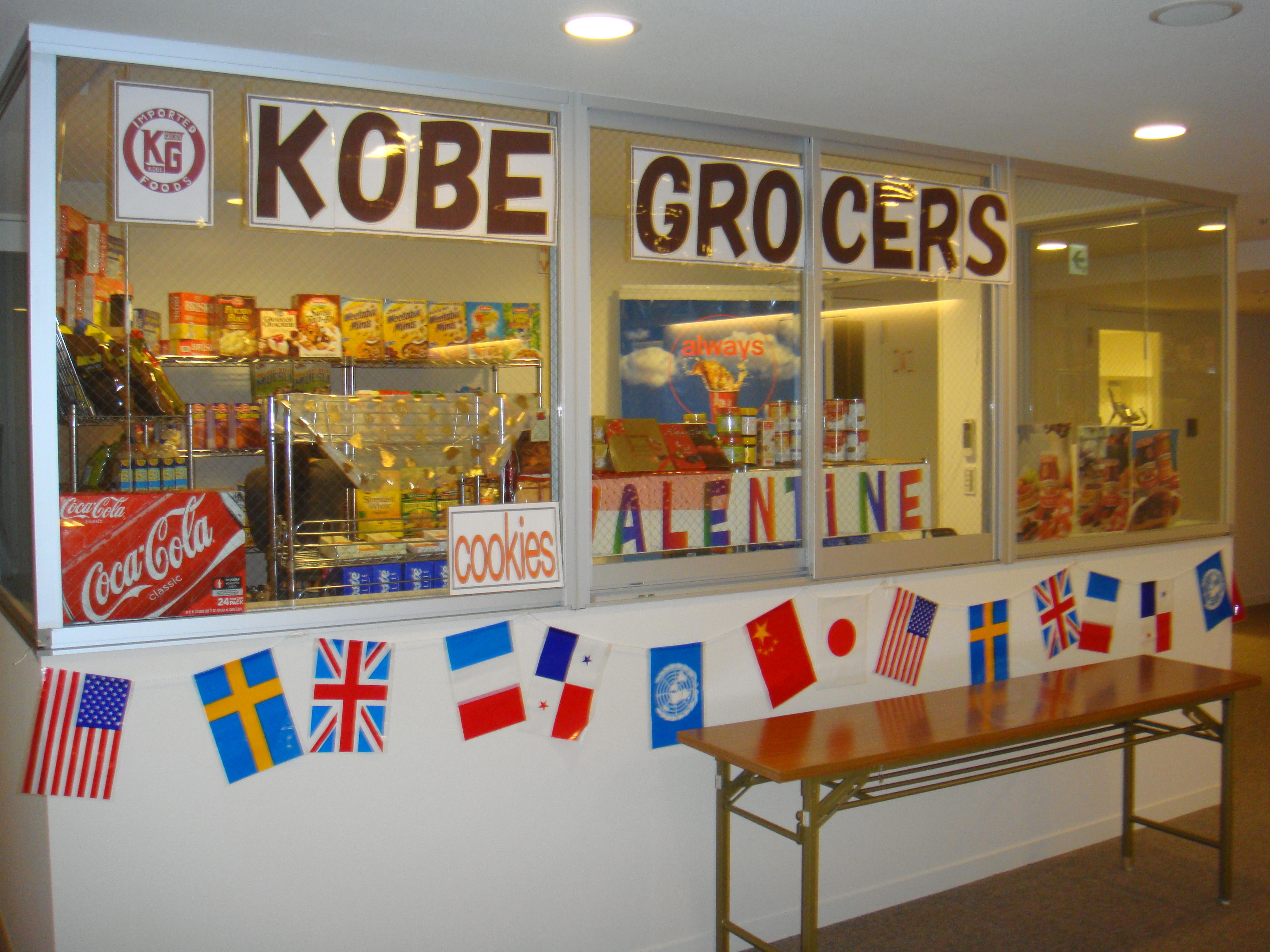 ☆ KOBE GROCERS DAY ! ☆