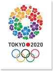 Special webpage for the Tokyo 2020 Games emblems